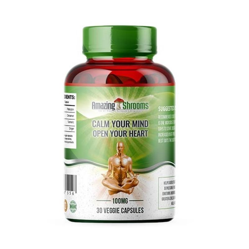 Buy Psilocybin Microdose Capsules Online
